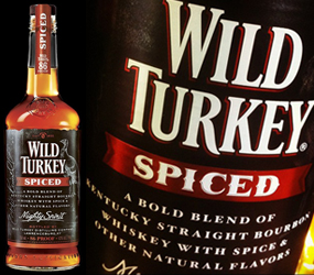 Wild Turkey's Spiced Product