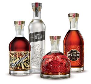 The Facundo Rum Collection