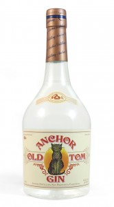 Old Tom Gin bottle