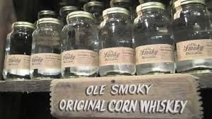 Ole Smoky display