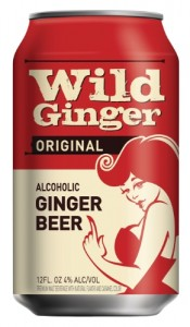 Wild Ginger Alcoholic Ginger Beer (PRNewsFoto/Wild Ginger Brewing Company)