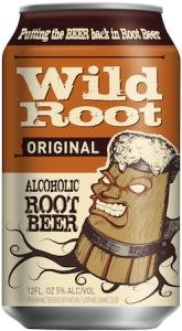 Wild Root Beer