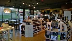 World of Wines, Seattle, WA