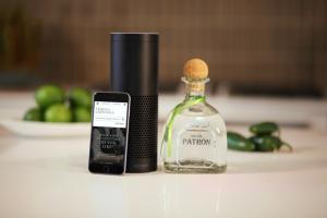 Patron & Alexa App