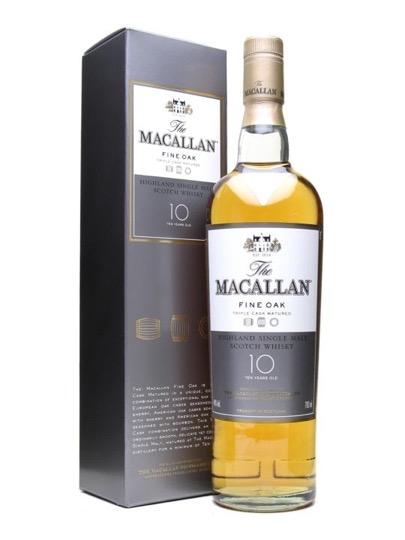The Macallan 10 yrs