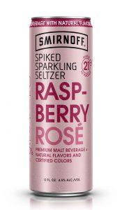 SparklingSeltzer Raspberry Rose
