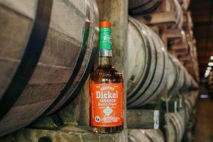 Dickel Tobasco Bottle