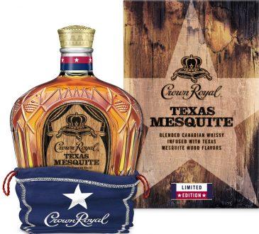 Crown Royal Texas Mesquite bag_bottle_box Feature