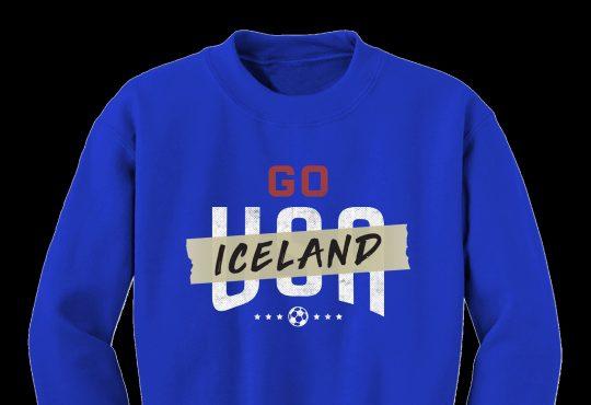 Go Iceland Sweatshirt