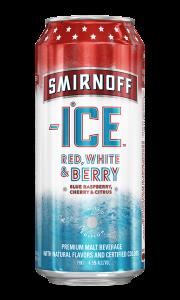 Smirnoff Ice RWB Can