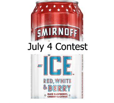 Smirnoff Ice RWB Can Contest