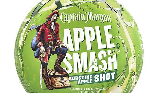 Capt. Morgan Apple Smash narrow