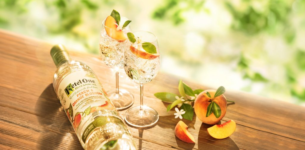 Ketel One Peach Orange Blossom