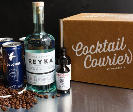 Reyka Vodka Cold Brewtini Kit Shot 3