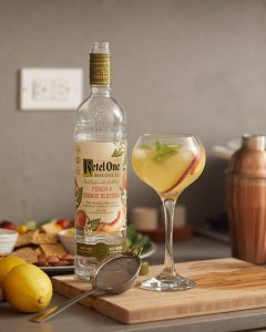 Ketel One Botanical Peachy Clean