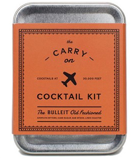 1Bulleit cocktail kit