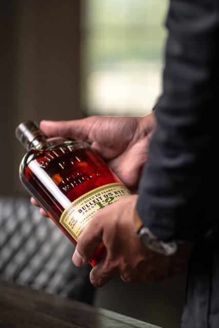 Bulleit 12-yr-old bottle