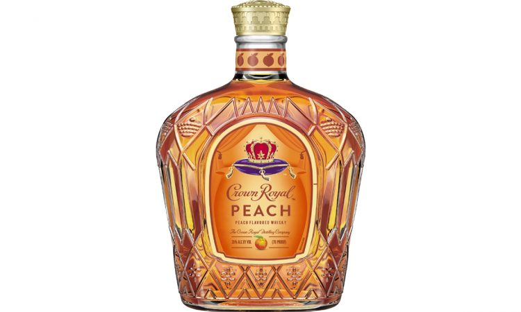 Crown Royal Peach Bottle ShotS