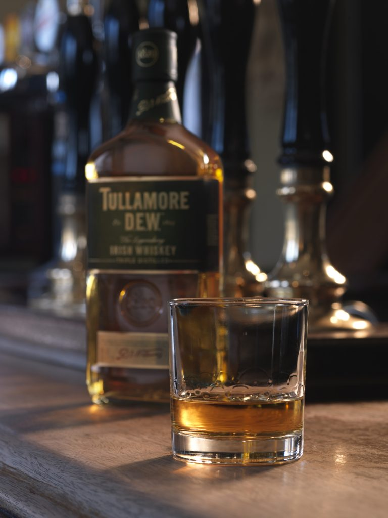 Tullamore D.E.W. Original_Glass S