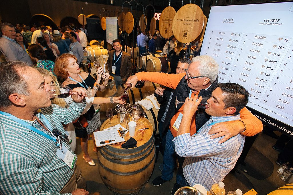 NVV Barrel Auction 2019