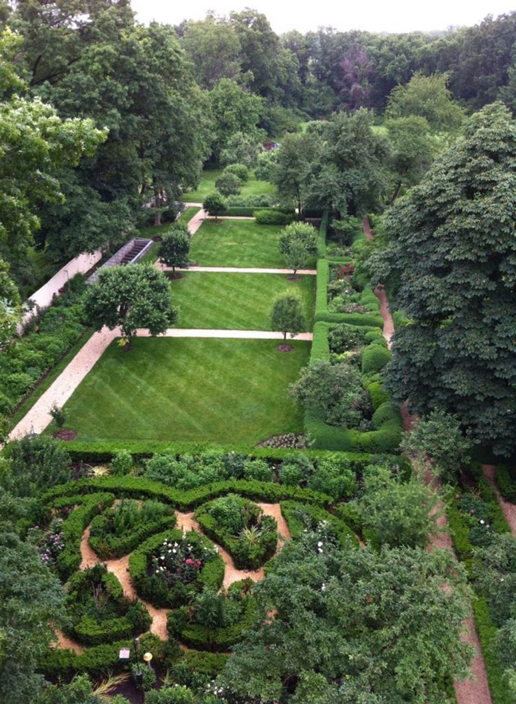 Liberty Hall GardensS