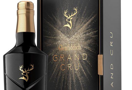 Glenfiddich GrandCru w_box Feature