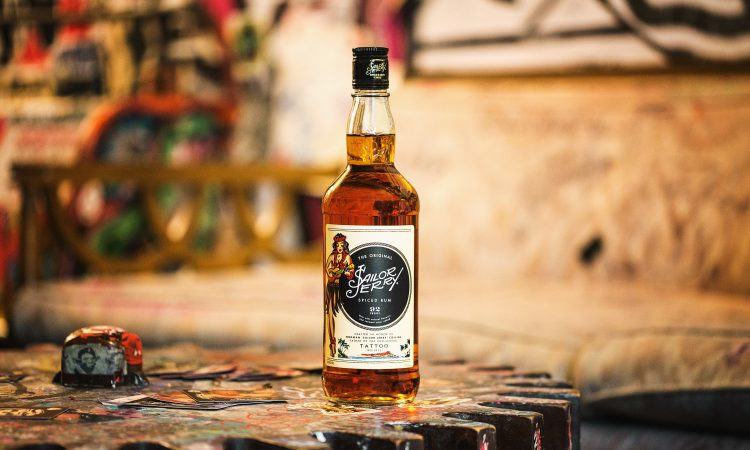 Sailor Jerry New Bottle