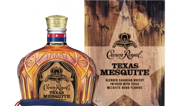 Crown Royal Texas Mesquite bag_bottle_box Feature