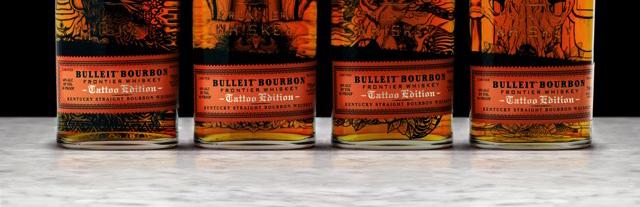 Bulleit_Tattoo_ALL_Group_Bottles_Photo 1 flattened