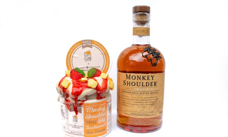 Monkey Shoulder ice cream#1small