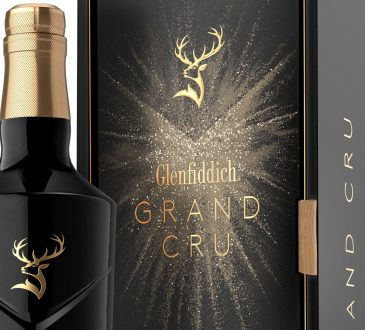 Glenfiddich GrandCru w_box Feature