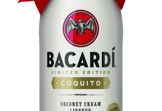 Coquito Label W Bow feature