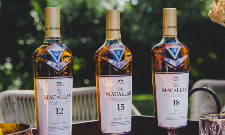 Macallan Double Cask Family Feature