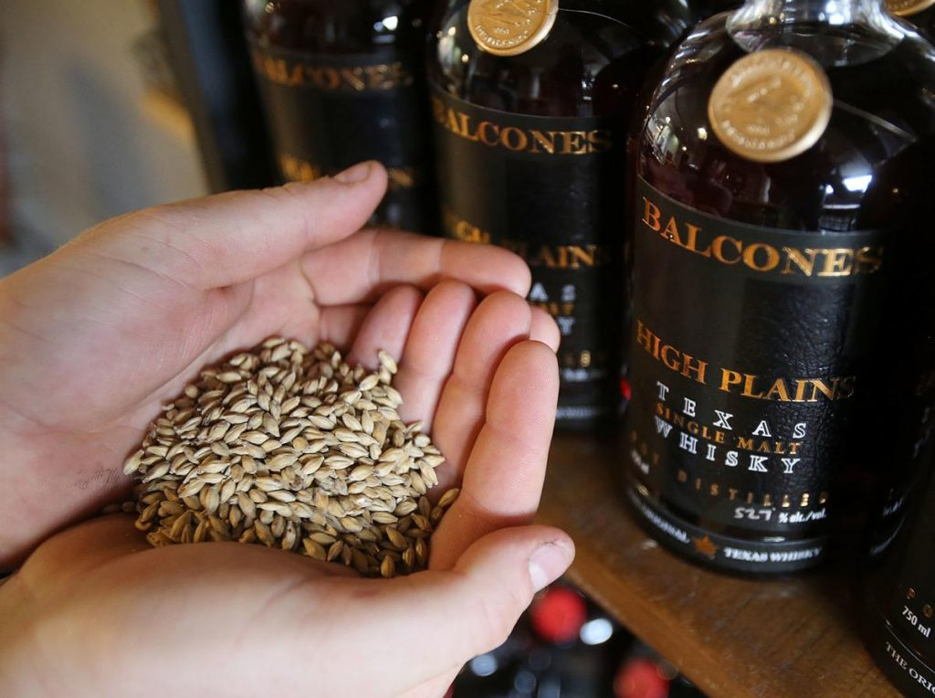 Balcones Grains