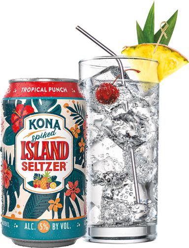 Kona Spiked Island Selzter