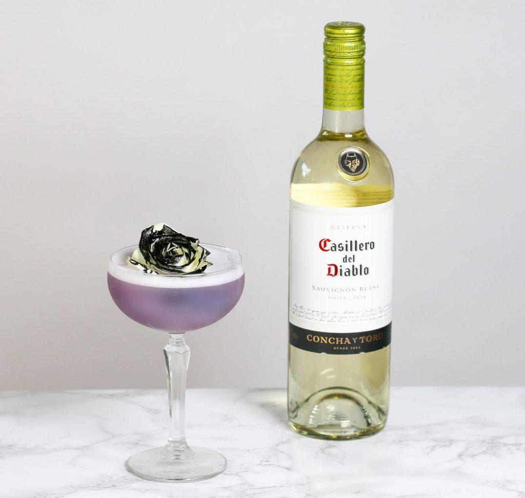 Widow's Peak cocktail