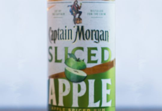 Captain Morgan Apple Sour FeatureWideLowRes