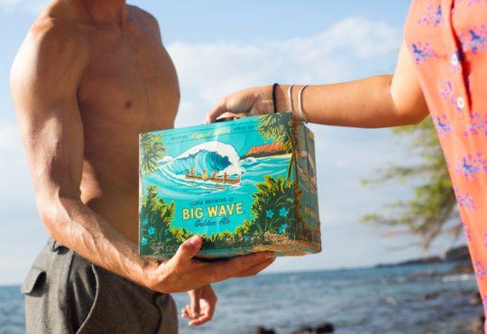 Kona Brewing Big Wave 12 pack