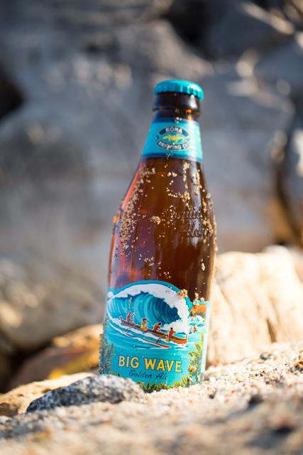Kona Brewing Big Wave Bottle