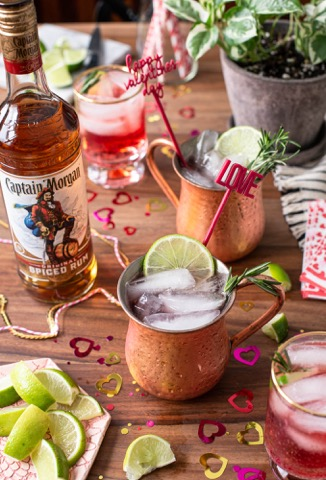 Captain Morgan Sugar and Spice Mule 6