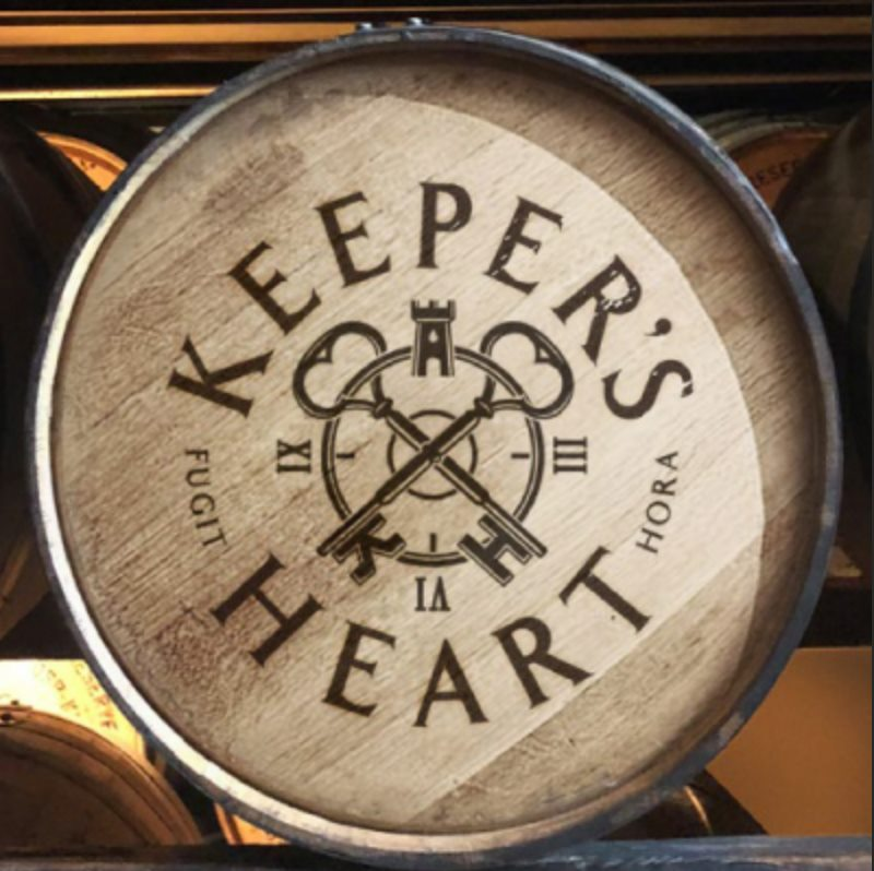 O'Shaunessy Keepers Heart Cask