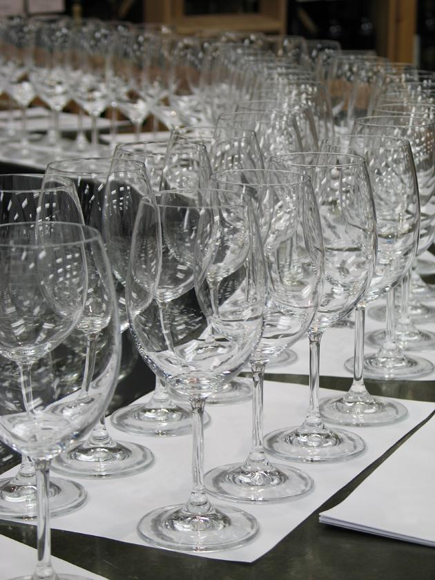Wine glasses for tasting S_stockS
