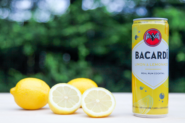 BACARDÍ Limon & Lemonade