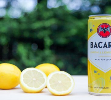 BACARDI RTD - Limon & Lemonade