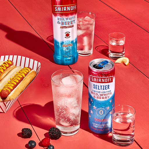 Smirnoff Berry cans_glasses