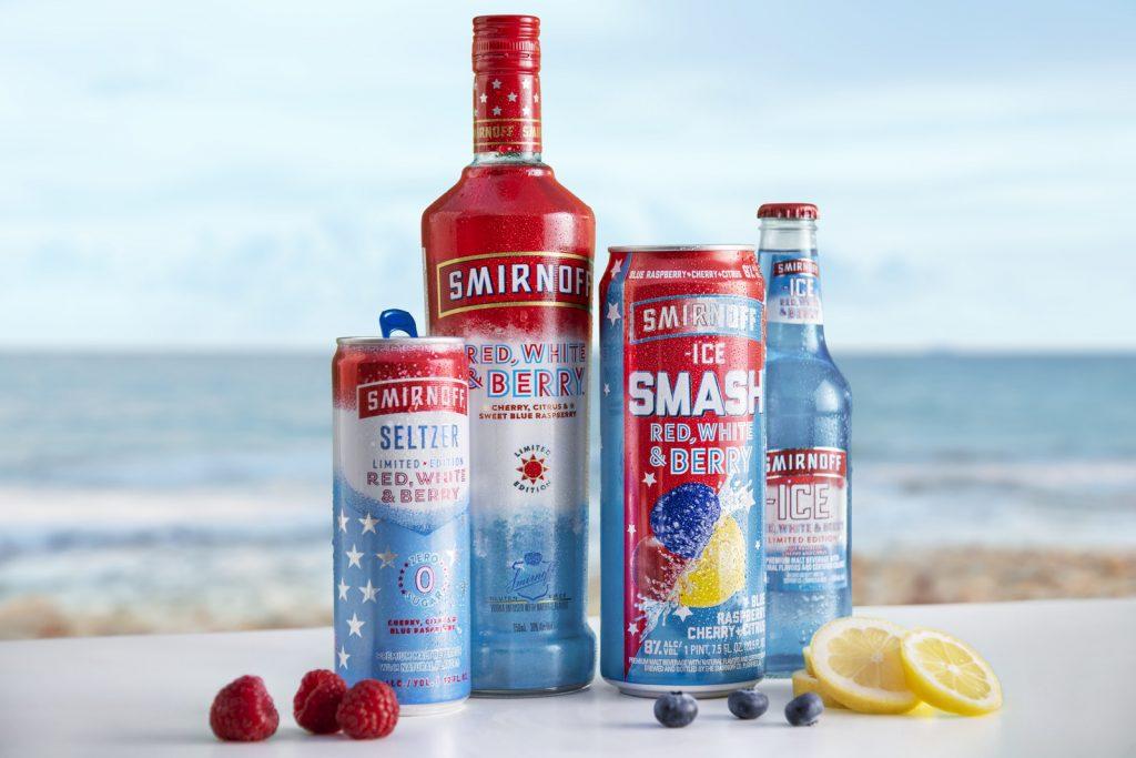 Smirnoff RWB Family Product Shot